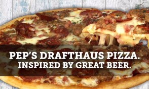 Pep's Drafthaus Pizza