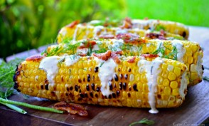 Grilled Corn Recipes