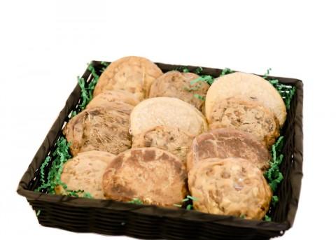 Fresh Cookie Basket