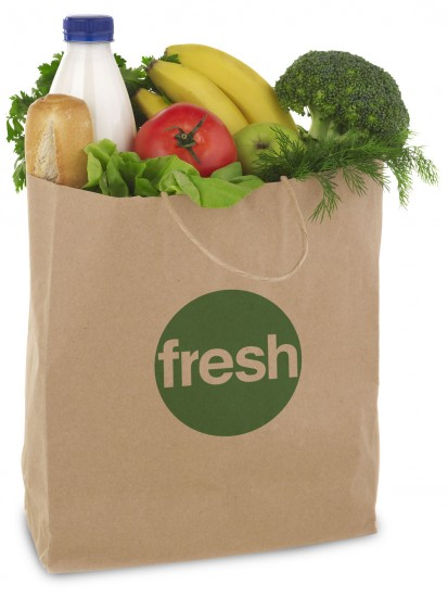 Fresh Grocery Bag