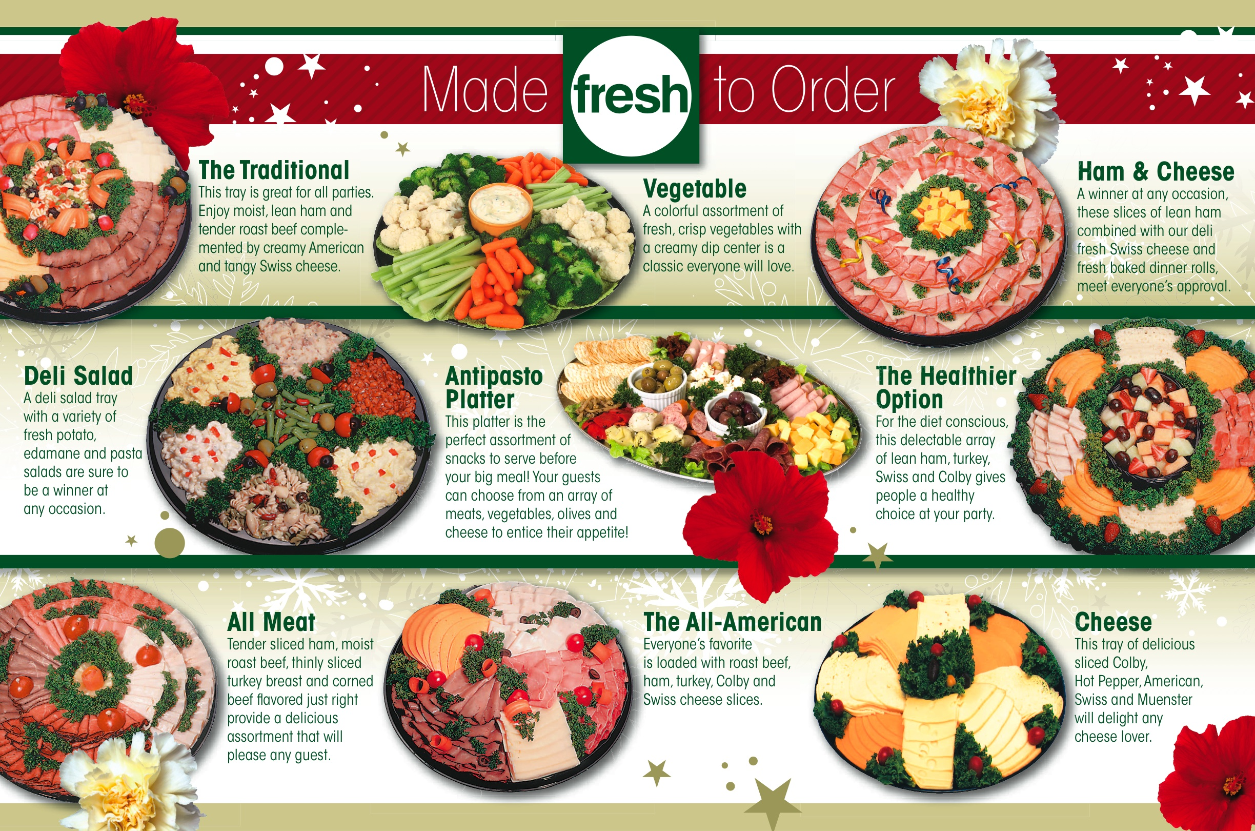 Costco food platters meat tray images free pictures finder